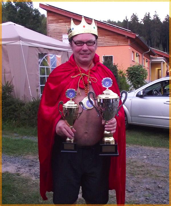 Tipp König 2015 /2016 Peter Witzel
